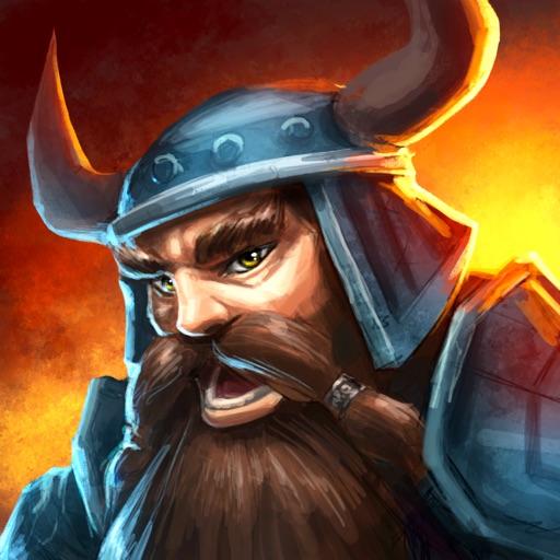 Vikings Odyssey: Build Village iOS App