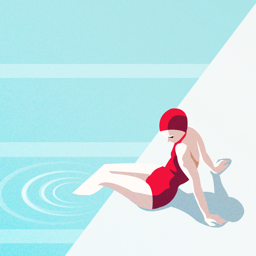 Ícone do app Swim Out