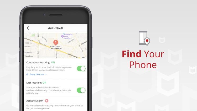 Mobile Security: Privacy App screenshot-5