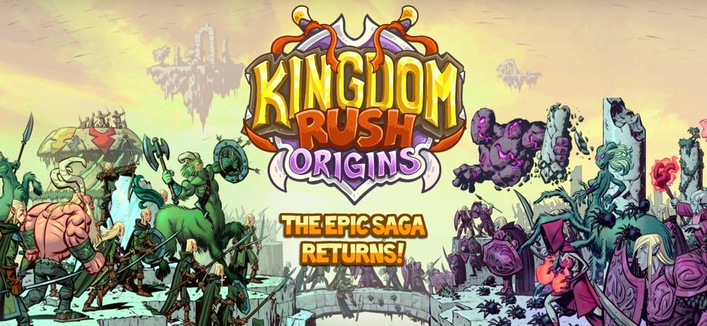 Kingdom Rush Origins Cheat Codes