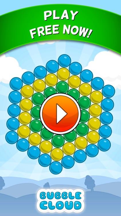 Bubble Cloud: Spinning Bubbles screenshot-5