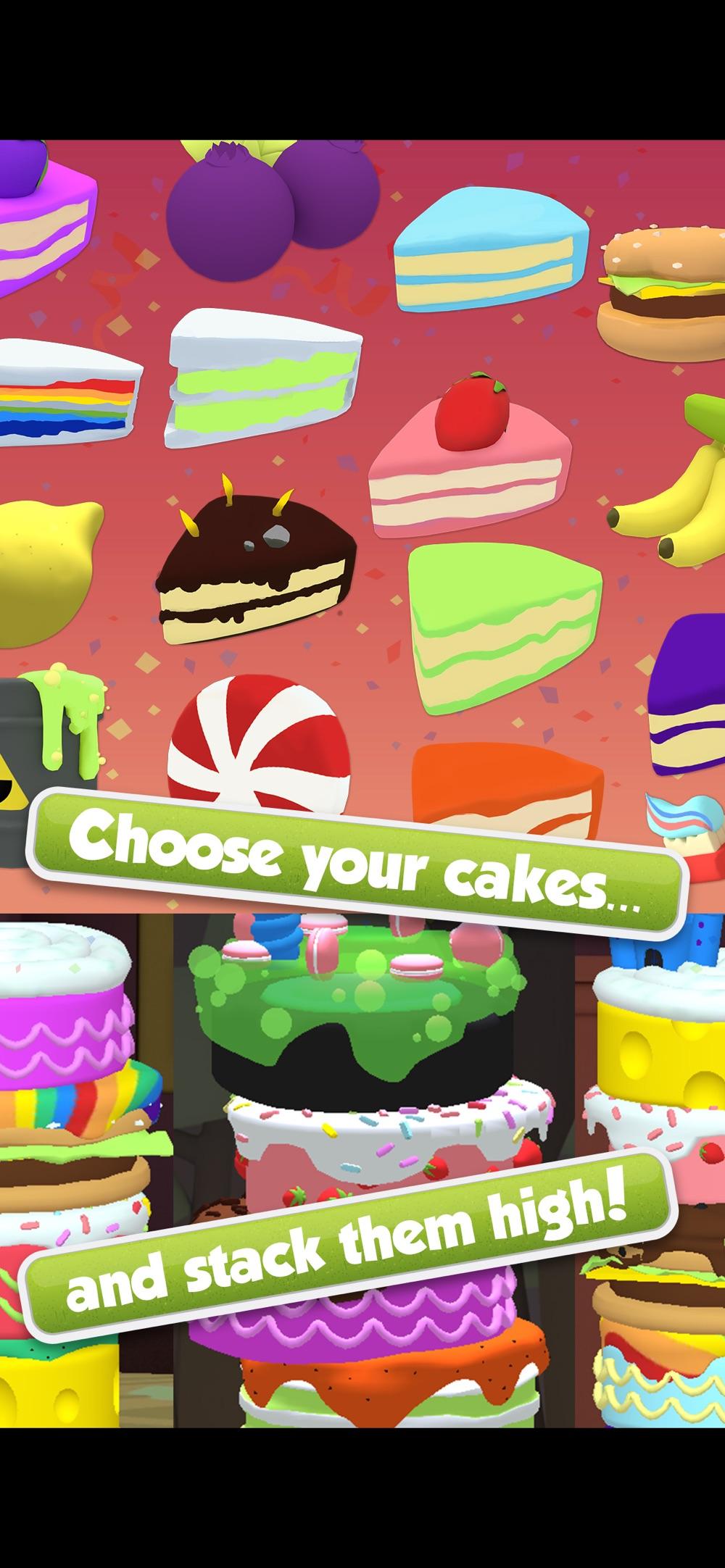Bamba Birthday Cake hack tool