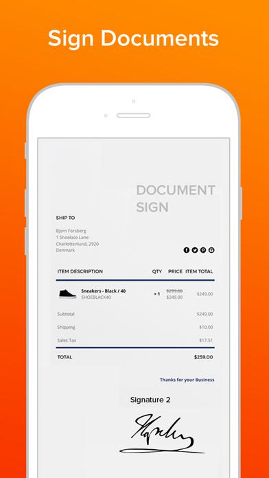 Sign Documents & PDF e.signingのおすすめ画像1