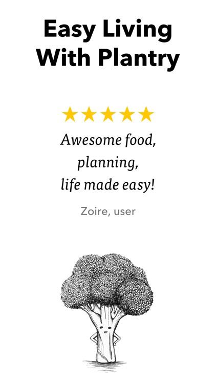 Plantry Meal Planner screenshot-7