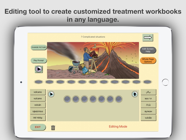 SentenceShaper Speech Therapy screenshot-3