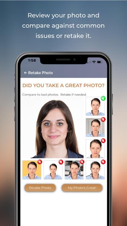 ItsEasy Passport Renew & Photo screenshot-7