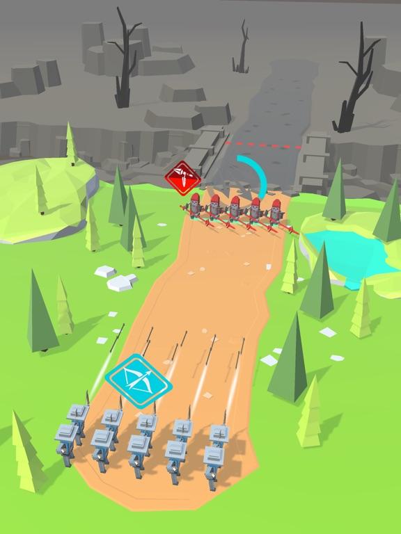 Archery Battle 3D screenshot 4