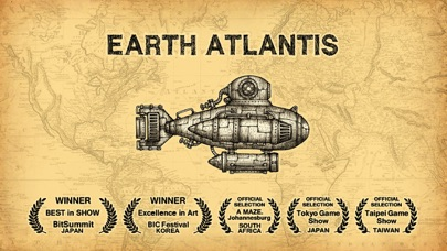 Screenshot from Earth Atlantis