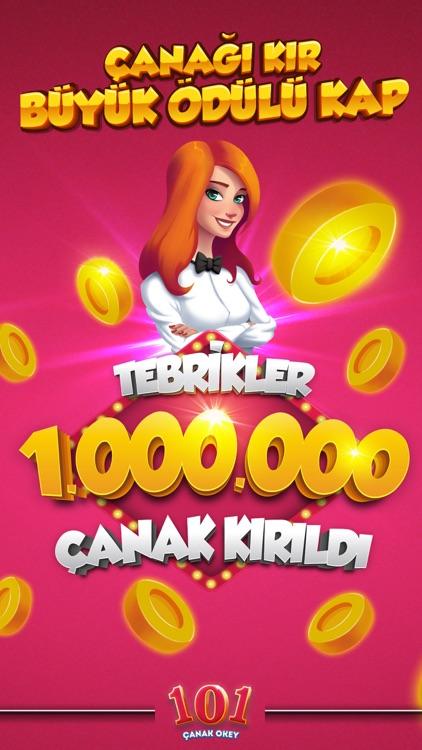 101 Çanak Okey screenshot-3
