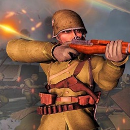 Modern War Shooting