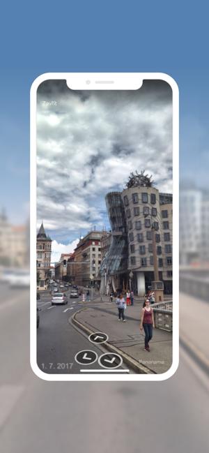 Mapy.cz Screenshot