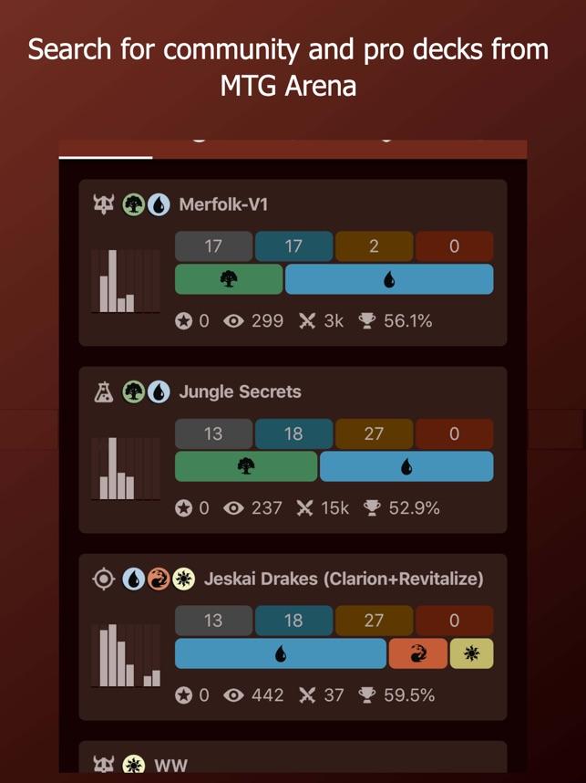 Pro Tool MTGA on the App Store