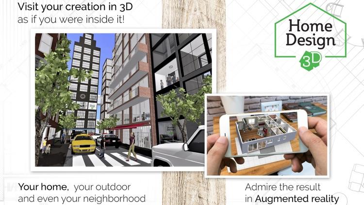 Home Design 3D GOLD screenshot-4