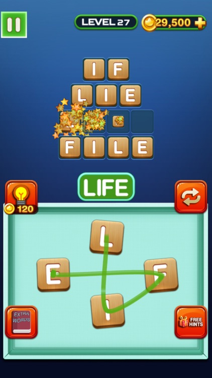 Word Connect - Word Puzzle screenshot-3