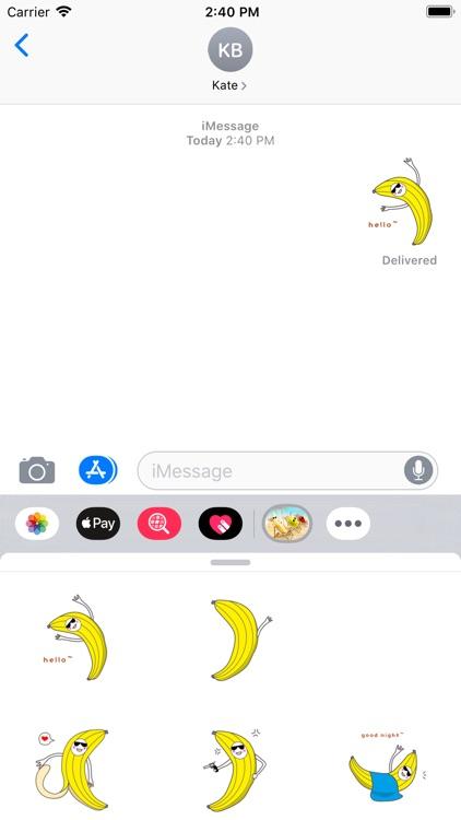 Coquettish Banana screenshot-4