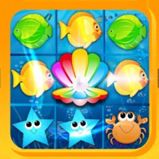 Activities of Fish Fantasy Match 3