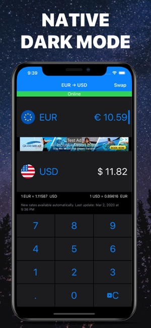 ‎MixCoin - Currency Converter Screenshot