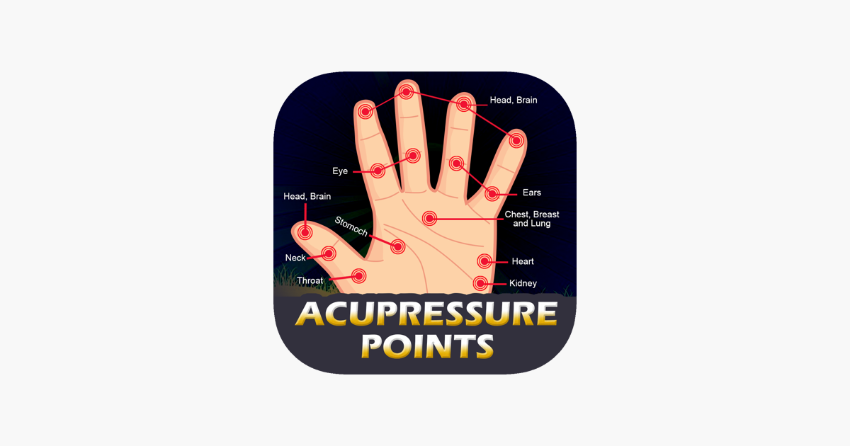 Acupressure Body Points [YOGA] on the App Store