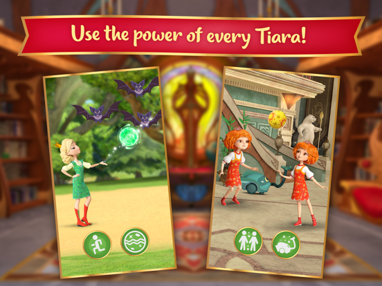 Ipad Screen Shot Little Tiaras: Magical Tales! 3