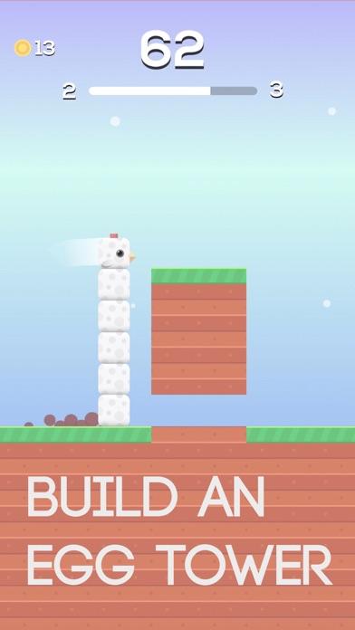 Square Bird. Screenshot 1