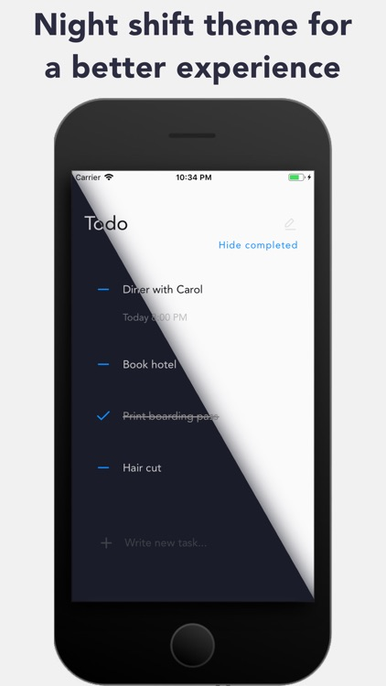 Todou: To-do lists and tasks screenshot-5