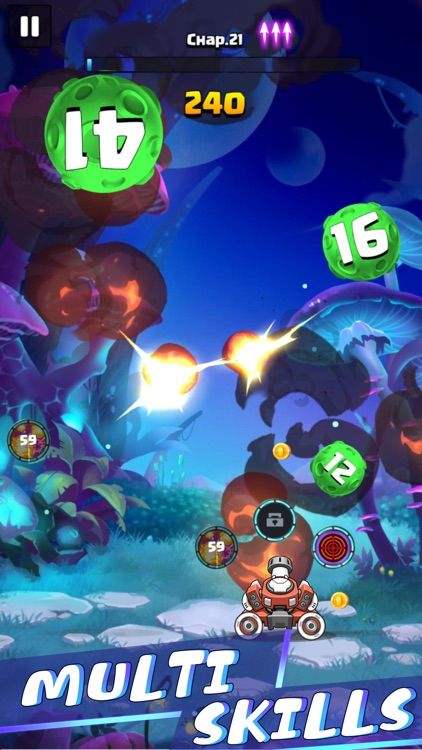 Merge Cannon BallBlast screenshot-4