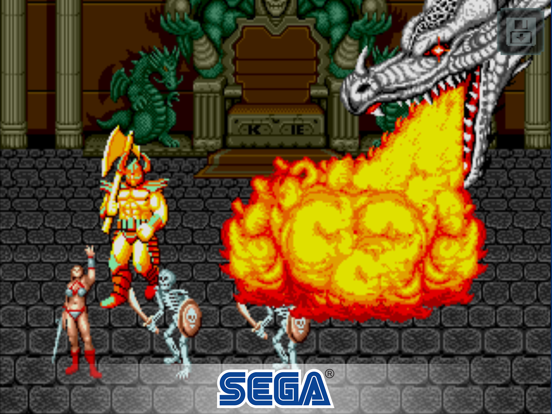 Golden Axe Classics screenshot #1