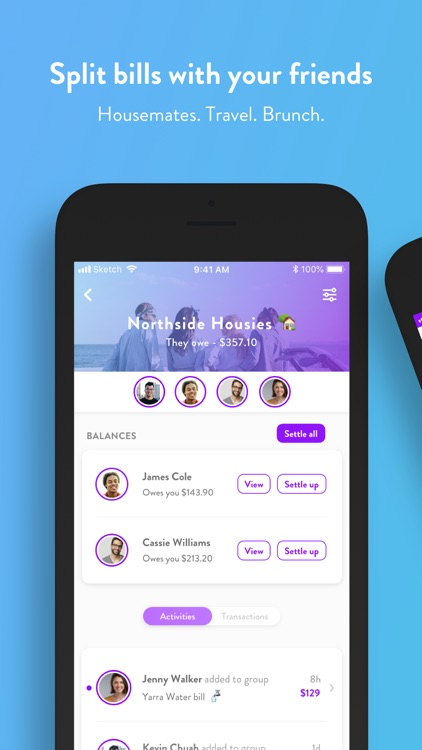 Finch - Personal Finance App