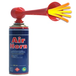 Pocket Air Horn