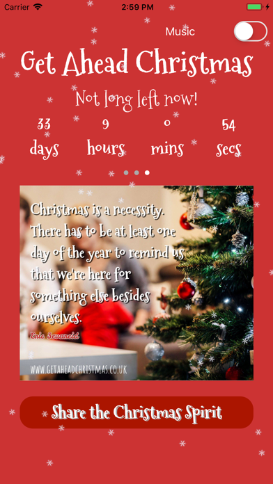 When's Christmas screenshot four