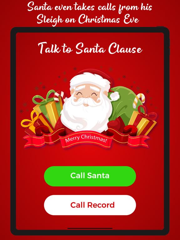 Video Call to Santa screenshot 9
