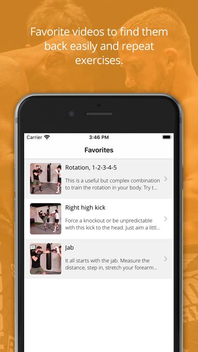 Kickboxing Universityのおすすめ画像6