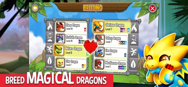 Dragon City Mobile on the App Store