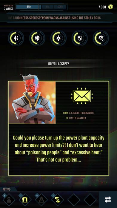 InfiniteCorp screenshot 1