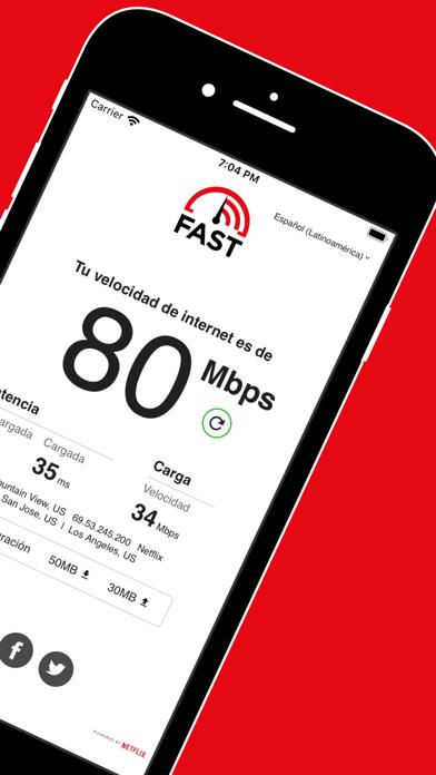 Descargar FAST Speed Test para Android