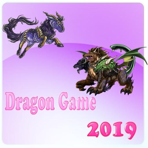 Game Dragon matching