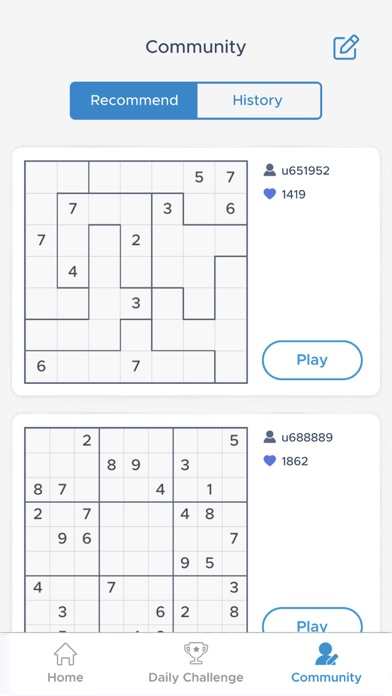 Sudoku Daily - Classic Puzzle screenshot 3