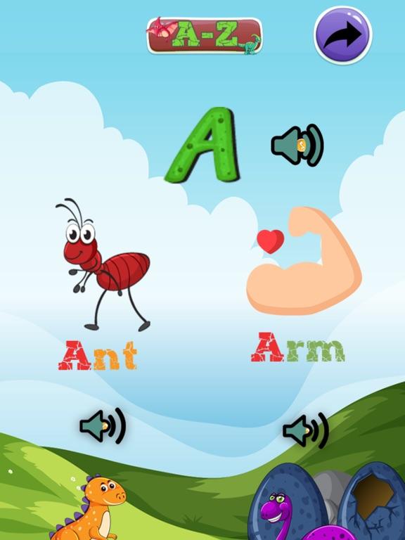 ABC Alphabet - English Game screenshot #3