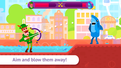 Bowmasters - Multiplayer Game for windows pc