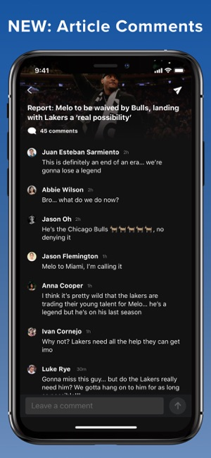 d8223b30f65 theScore  Sports News   Scores on the App Store