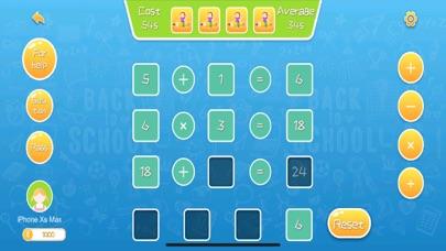 Math 24 - Mathematical expert screenshot two