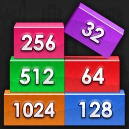 2048 Merge Bricks