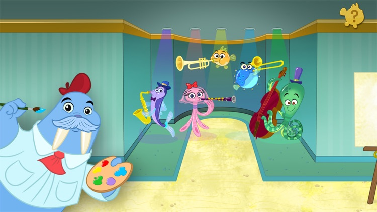 Musical Paint For Kids