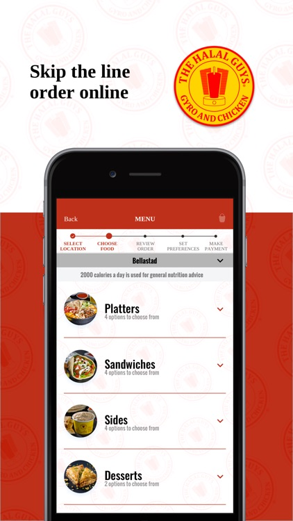 The Halal Guys screenshot-2