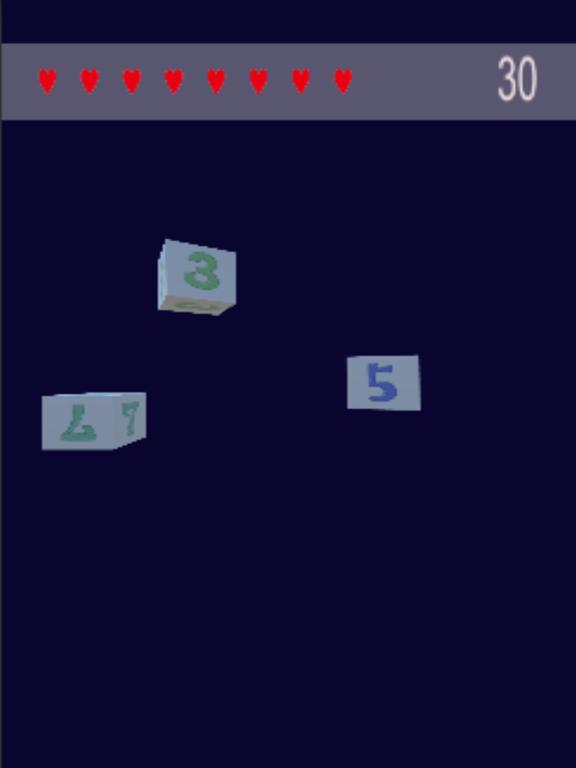 素因数分解Game screenshot 5