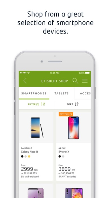 My Etisalat UAE | App Price Drops