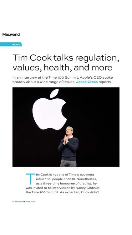 Macworld UK Magazine