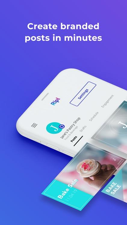 Ripl: Create Social Videos screenshot-0