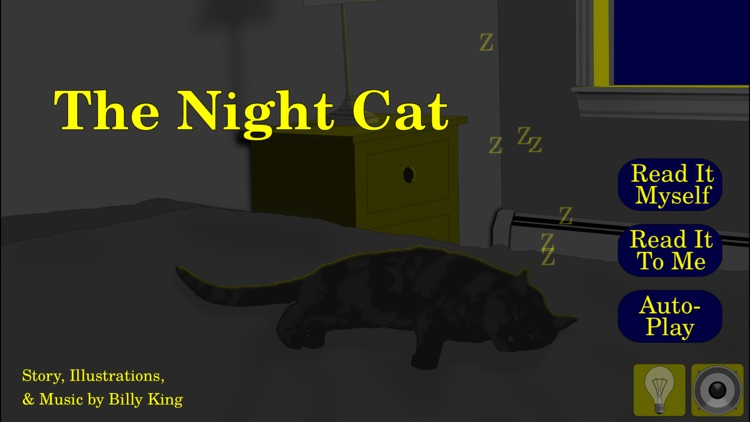 The Night Cat - Ad Supported