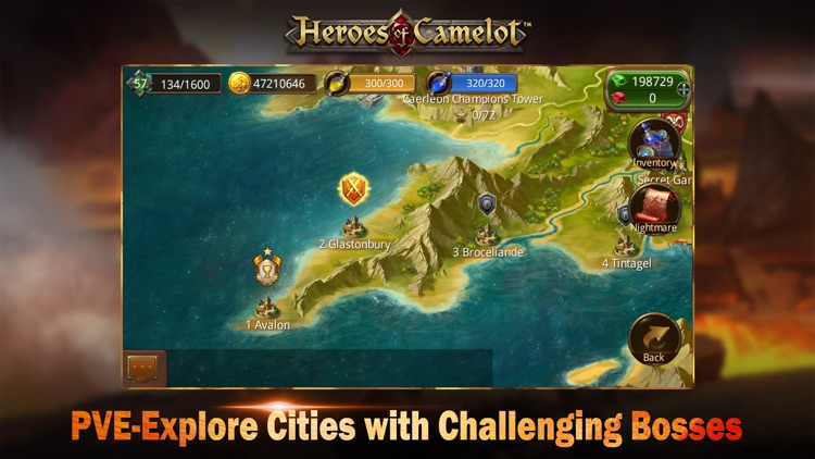 Heroes of Camelot screenshot-6